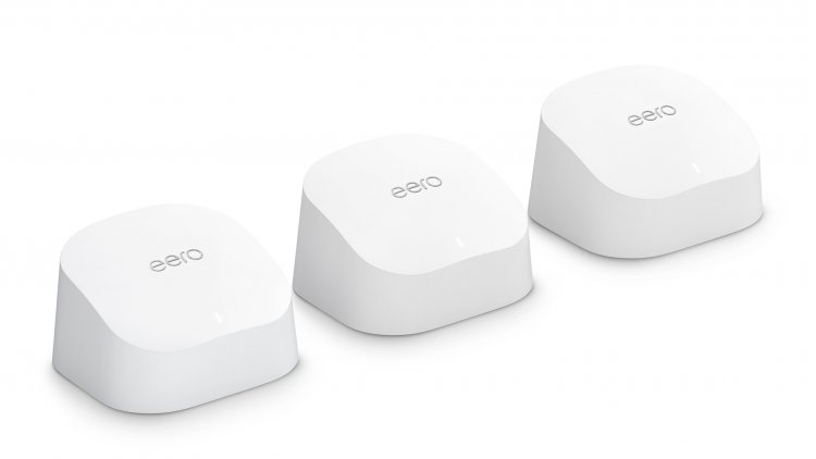 Amazon Eero 6 WiFi router packs are up to 38 percent off for Labor Day