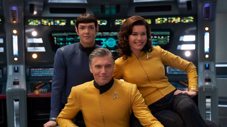 'Strange New Worlds' shows off more of its cast on Star Trek Day