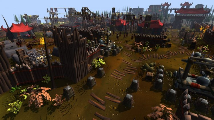 Runescape Fans Stage Protests, Jagex Reverses Controversial Modding Decision