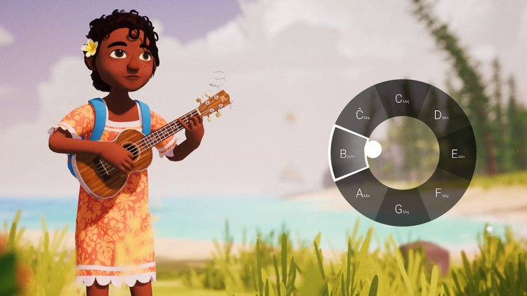 That Ukulele At The Sony Event Looked Mighty Familiar