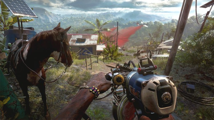 'Far Cry 6' post-launch drops include Stranger Things, Rambo and Danny Trejo