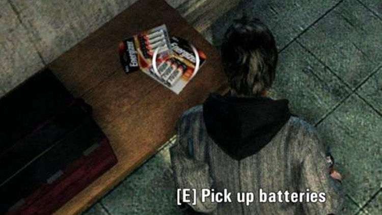 Alan Wake Remastered Is Ditching The Energizer Batteries And Verizon Billboards