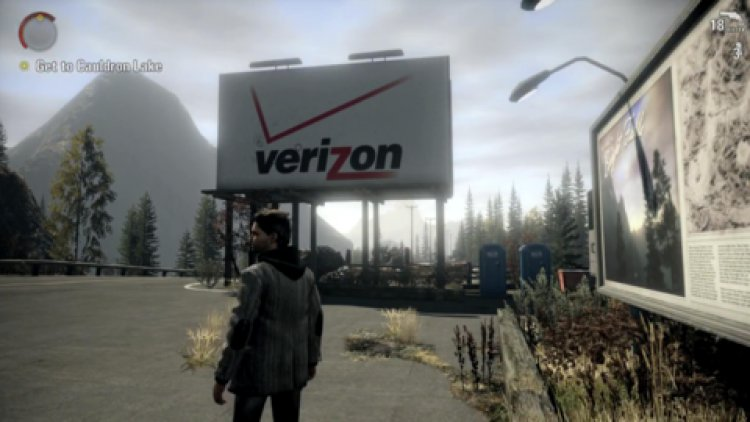 Alan Wake Remastered Is Ditching The Original Game's Product Placement