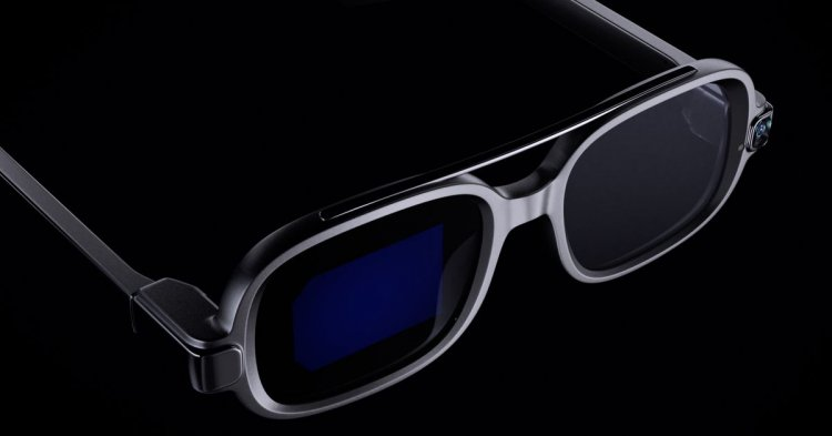 Xiaomi shows off concept smart glasses with MicroLED display