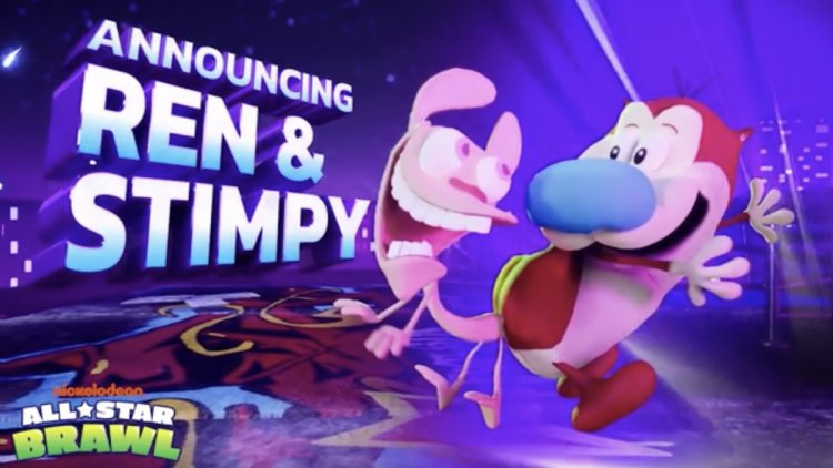 Ren And Stimpy Are Coming To The Nick Fighting Game As A Duo