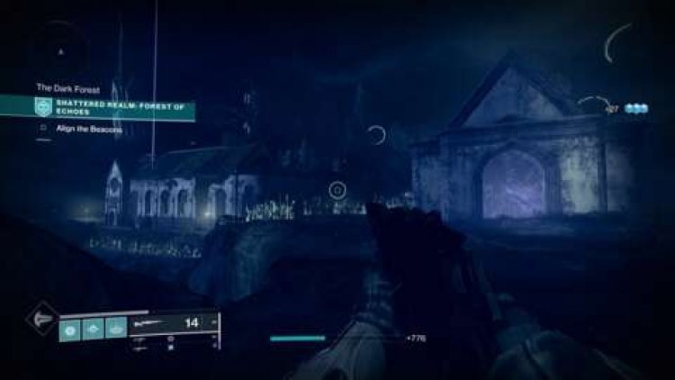 Destiny 2 Shattered Realm - Forest Of Echoes Ascendant Mysteries Guide