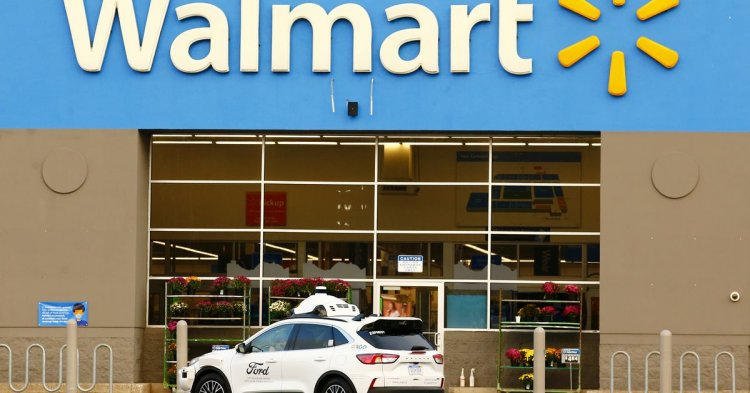 Ford, Argo, and Walmart are bringing robo-delivery to three US cities