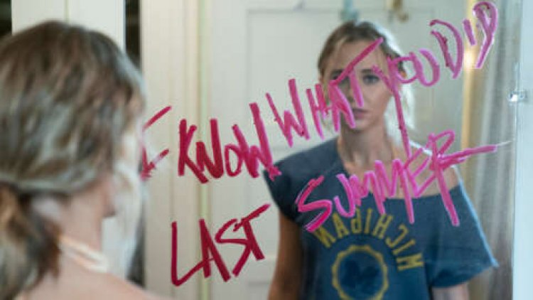 Amazon's I Know What You Did Last Summer Reboot Show Gets First Trailer