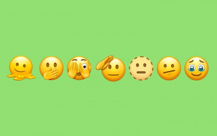 Unicode 14.0 adds 37 new emoji, including 'melting face' and 'beans'