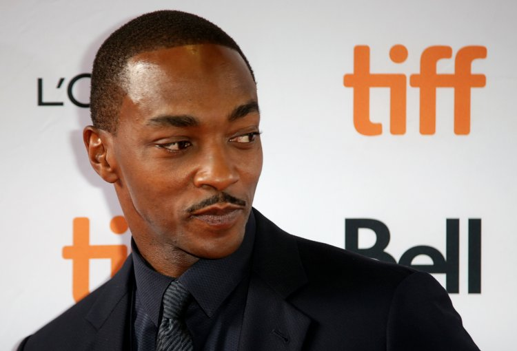 Anthony Mackie is the lead of Sony's 'Twisted Metal' TV series