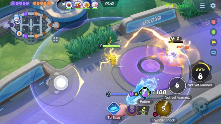 'Pokémon Unite' has arrived on Android and iOS