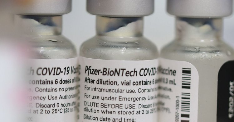 FDA clears Pfizer COVID-19 vaccine boosters for vulnerable groups