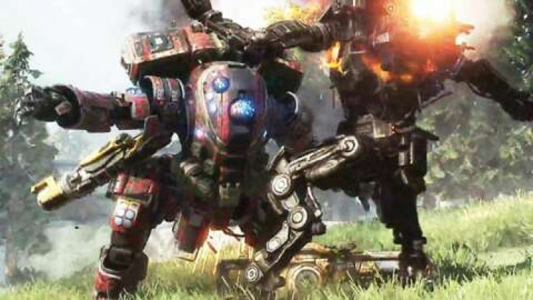 Respawn Teases More Titanfall After Reports The Franchise Is On The Backburner