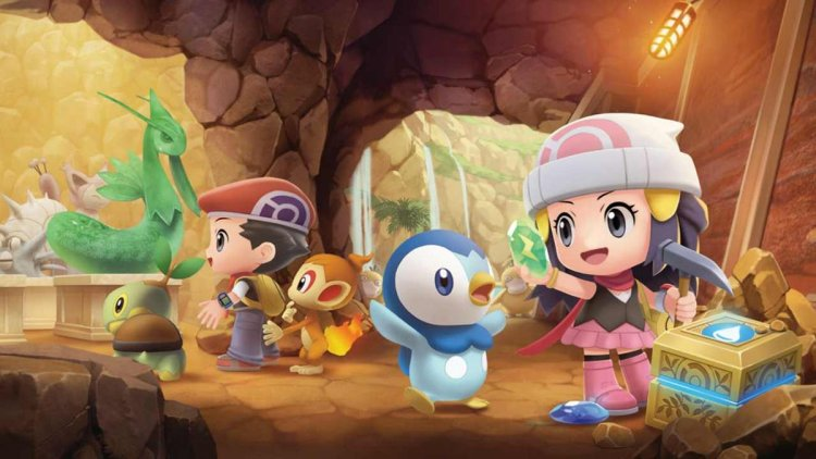 Pokémon Fans Mixed On Experience Share Feature Making Diamond, Pearl Remakes Easier