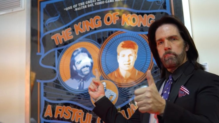 Former Pac-Man Champ Billy Mitchell Can Now Sue World Record Leaderboard Group