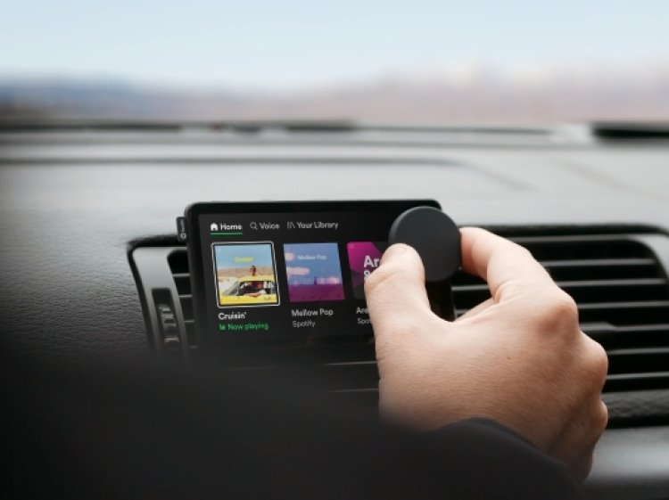 Spotify expands access to its in-car entertainment device 'Car Thing'