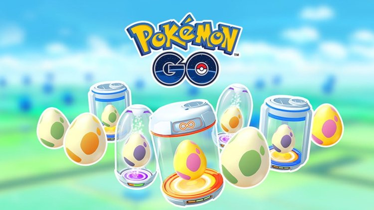 Pokemon Go's About To Make Egg Hatching Less Of A Pain