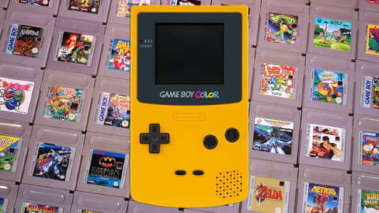 Best Game Boy Color Games Of All Time