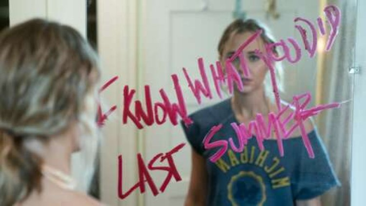 I Know What You Did Last Summer Review: Amazon's Slasher Reboot Is Silly But Not Scary